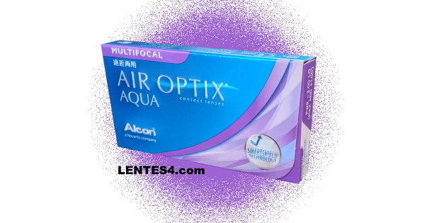 Air Optix Aqua Multifocal - Lentes de contacto LENTES4.com 2020 FR