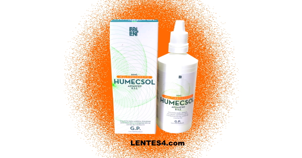 Humecsol Advanced 60mL - LENTES4.com - Kit FRC